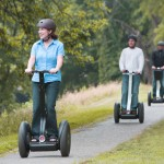 Free Segway rides contest